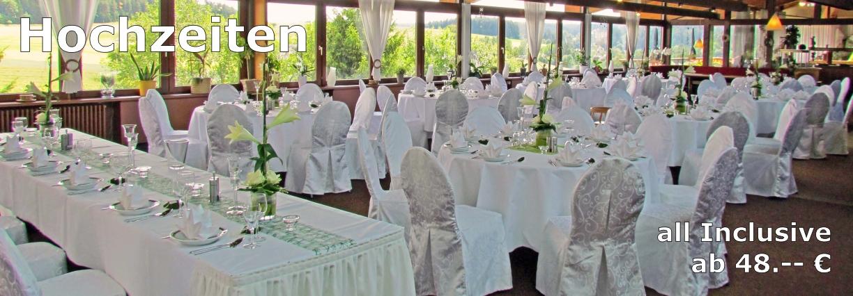 Hochzeiten Feiern All Inklusive Gasthof Waldachtal